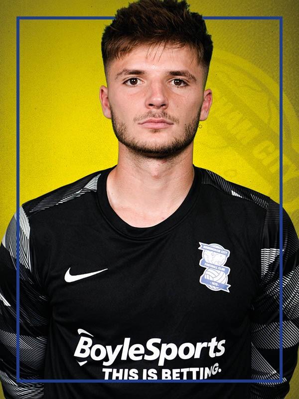 13 - Matija Sarkic - goalkeeper - Men's