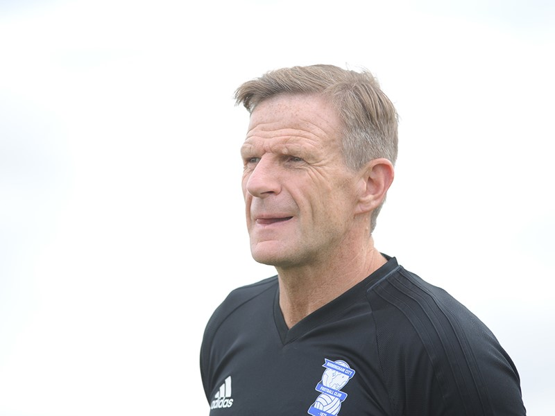 Senior Professional Development Coach Steve Spooner.