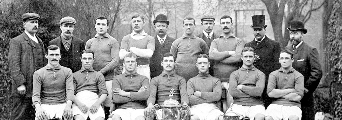 1905/06 Blues First Team