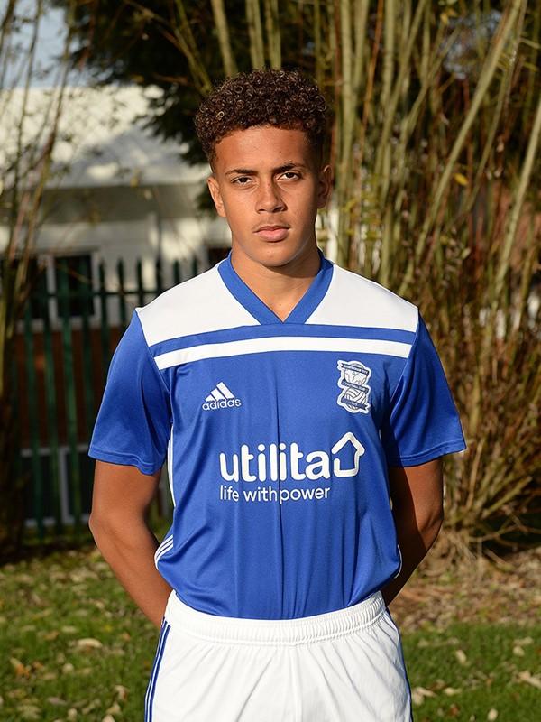 Lucas Powell - defender - U18s