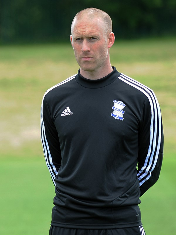 Andy Crabtree - academy development coach - U18s