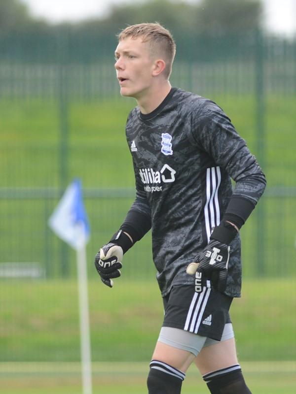 Aaron Clayton - goalkeeper - U18s