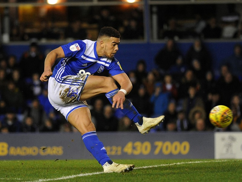 Che Adams fired home his 13th goal of the season in Saturday's game against Boro.