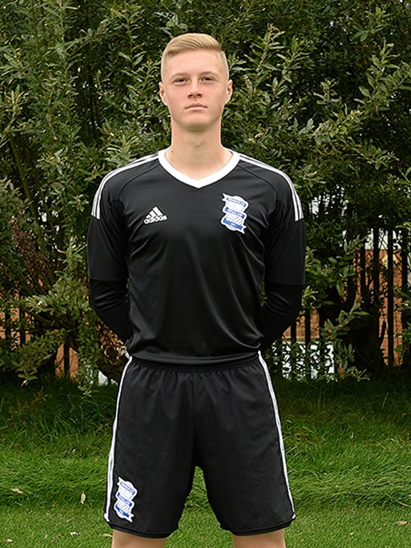 Zach Jeacock - goalkeeper - U18s