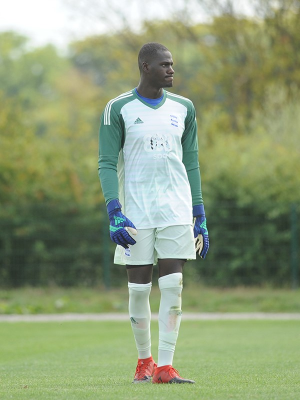 Michael Luyambula - goalkeeper - U23s