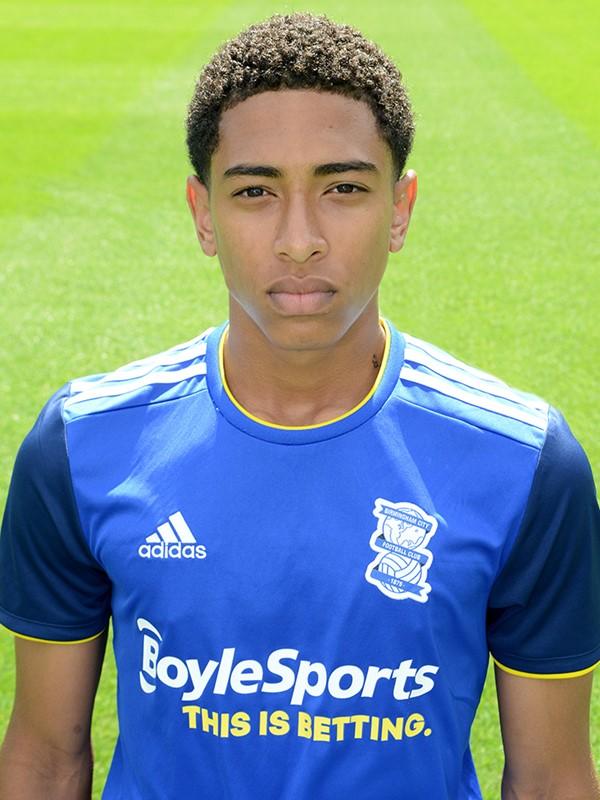 22 - Jude Bellingham - midfielder - Men's