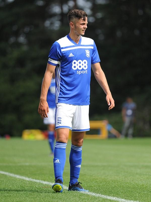 Josh Martin - defender - U23s