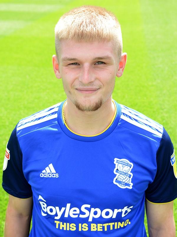 47 - Ryan Stirk - midfielder - Men's