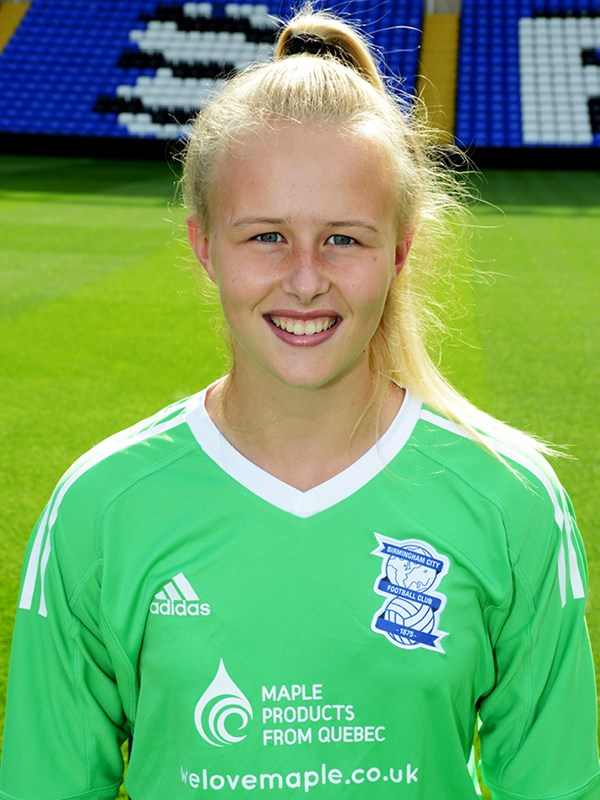 29 - Hannah Hampton - goalkeeper - Ladies