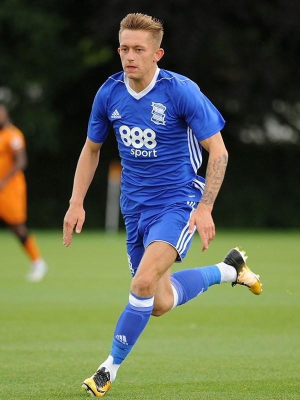 Charlie Lakin - midfielder - U23s