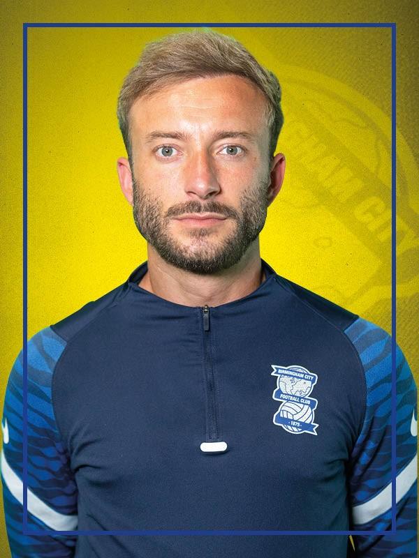 Daniel Matraszek - goalkeeping coach - Women's