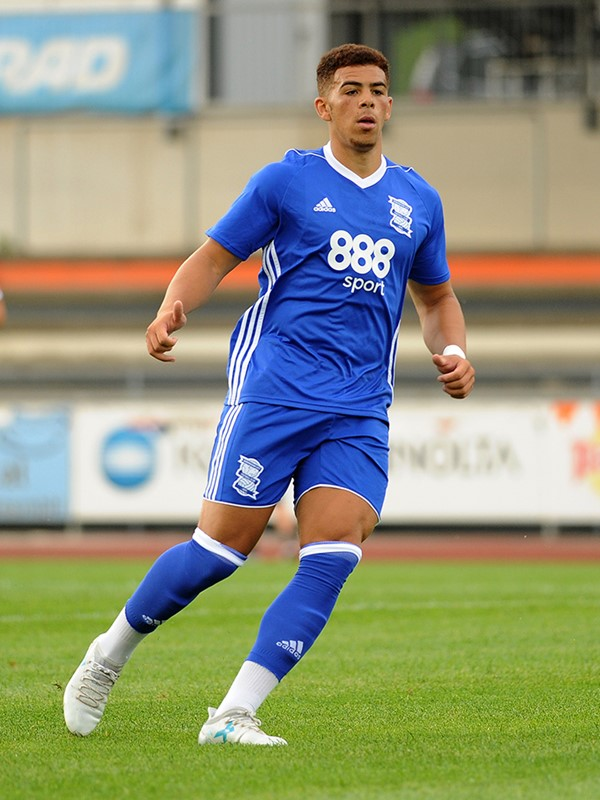 14 - Che Adams - forward - First Team