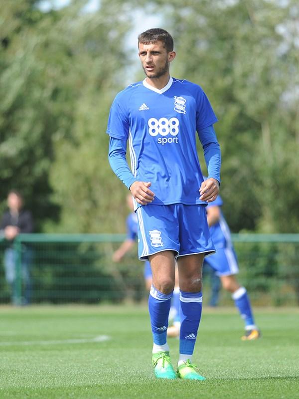 Jack  Storer - midfielder - U23s