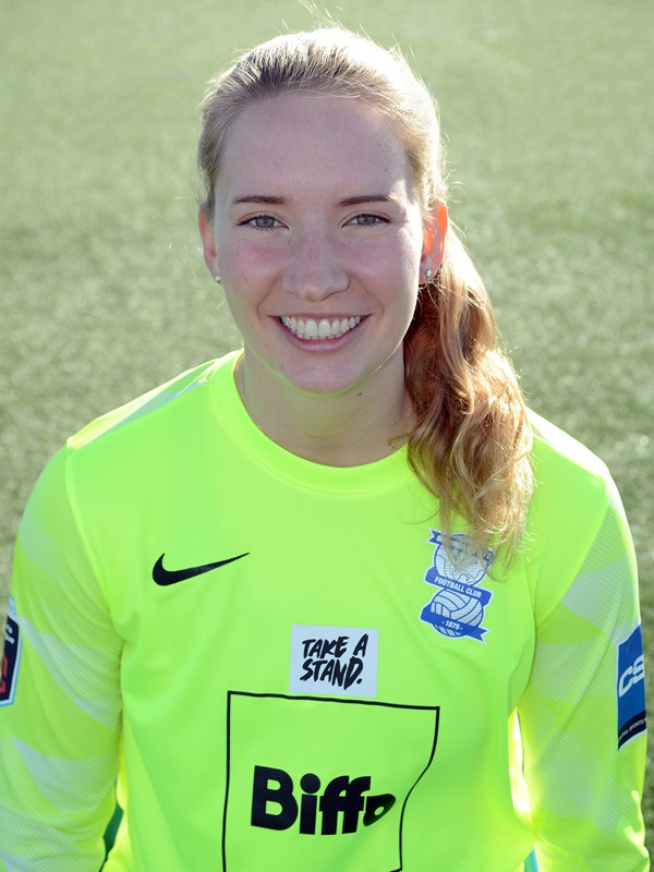 24 - Sophie Whitehouse - goalkeeper - Women's
