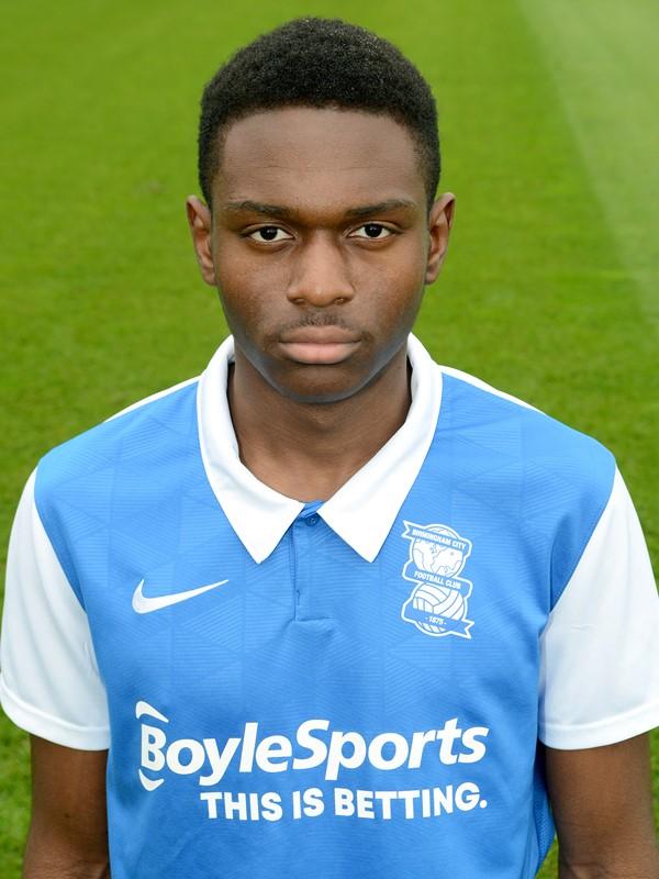 Josh Williams - midfielder - U23s