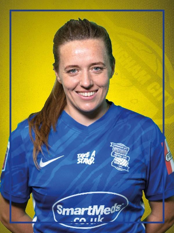 3 - Harriet Scott - defender - Women's