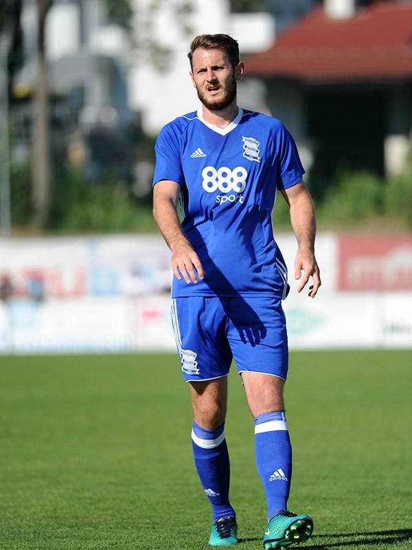 3 - Jonathan Grounds - defender - First Team