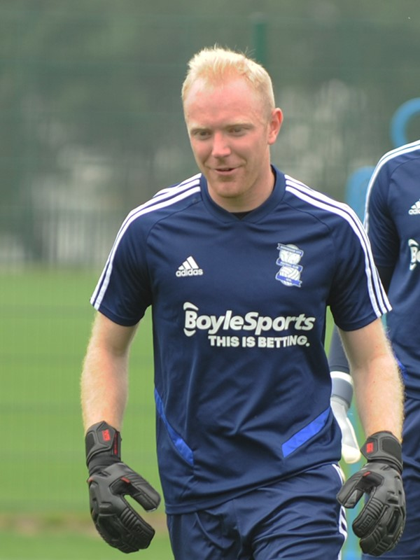 40 - Jake Weaver - goalkeeper - Men's