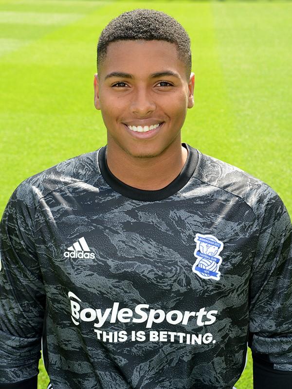 23 - Mohamed Airam Ramos Wade - goalkeeper - Men's