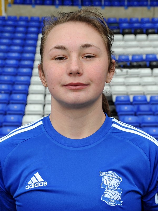 26 - Keeley Davies - forward - Ladies