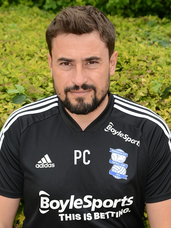 Pep  Clotet  - caretaker head coach - Men's