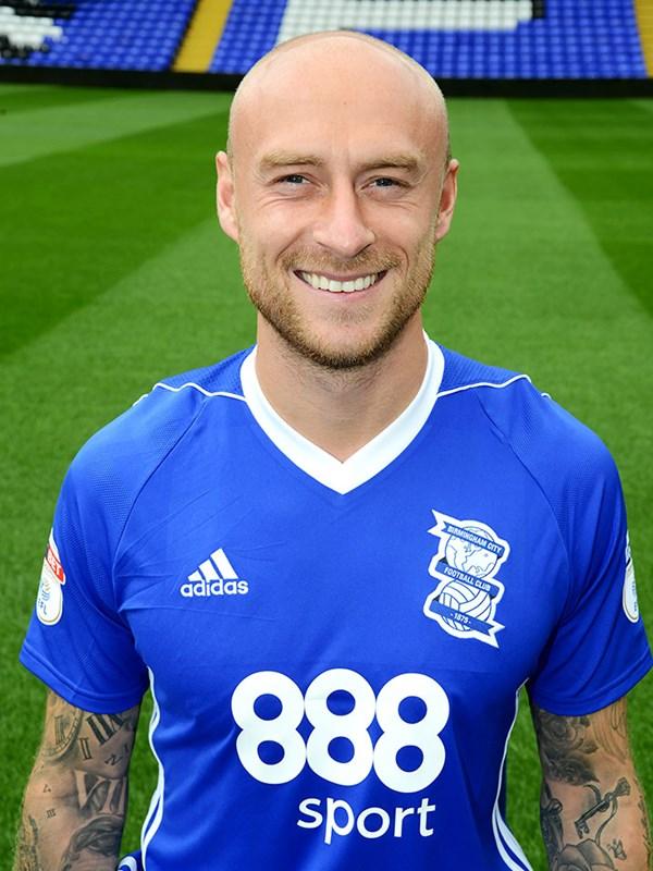 23 - David Cotterill - midfielder - First Team