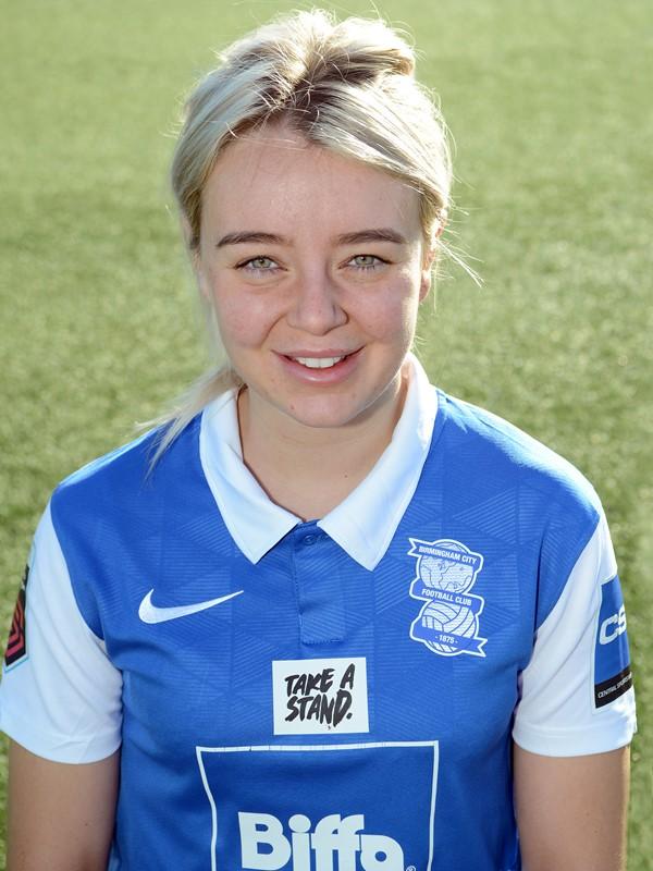 Mollie Green - midfielder - Women's