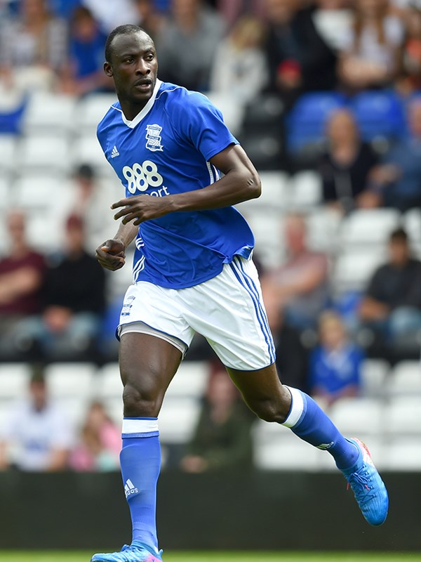 17 - Cheikh Ndoye - midfielder - First Team