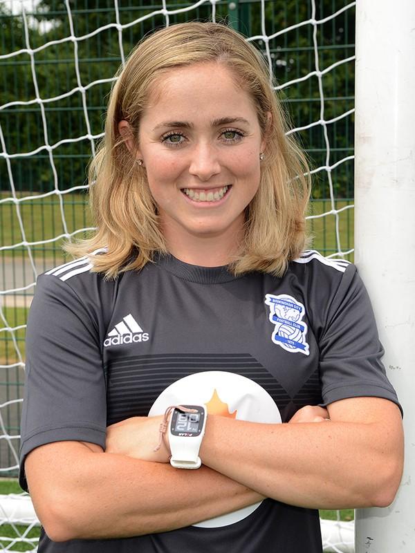Brianna Visalli - midfielder - Women's