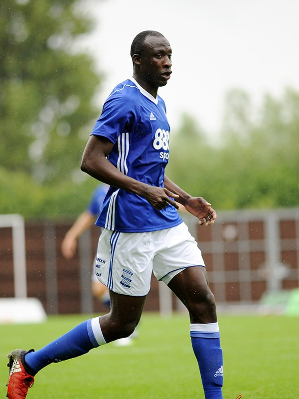 Cheikh Ndoye - midfielder - First Team