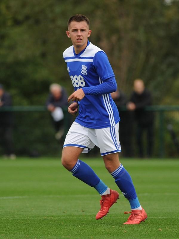 Caolan Boyd-Munce - midfielder - U23s