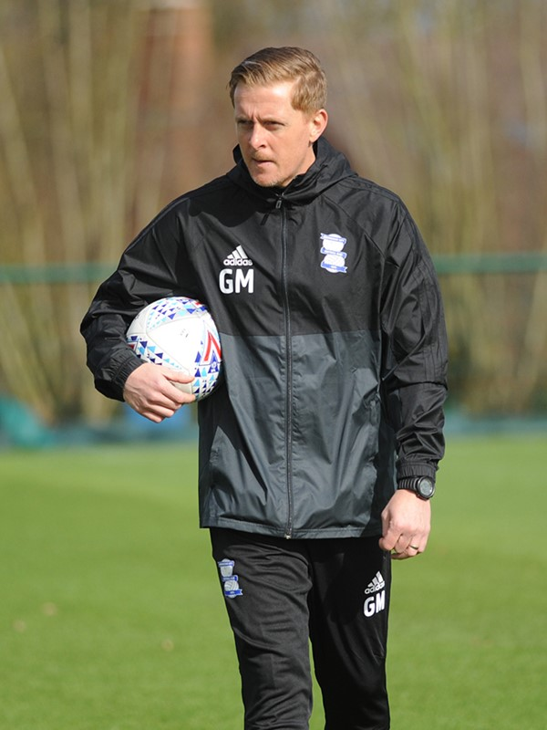 Garry Monk - first team manager - First Team
