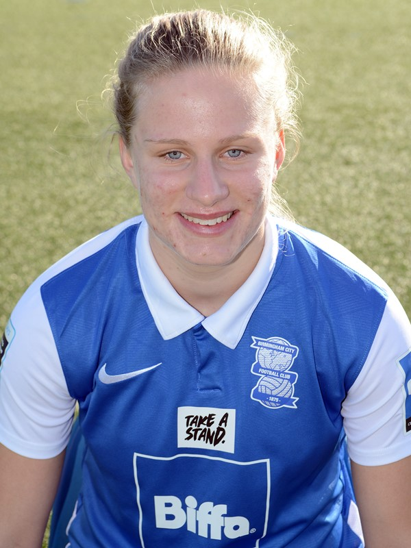 30 - Gemma Lawley - defender - Women's