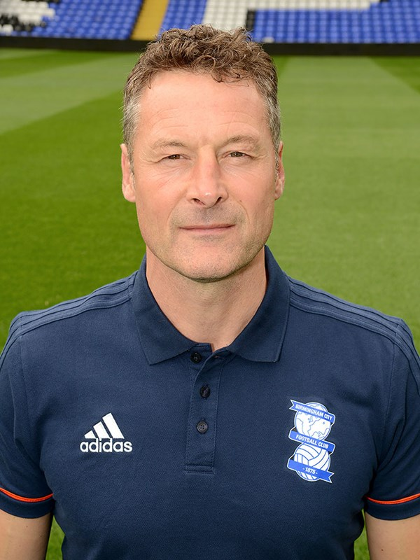 Paul Groves - first team coach - First Team