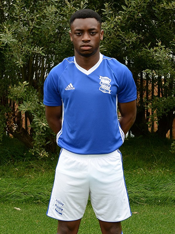 Nick Okoro - forward - U18s