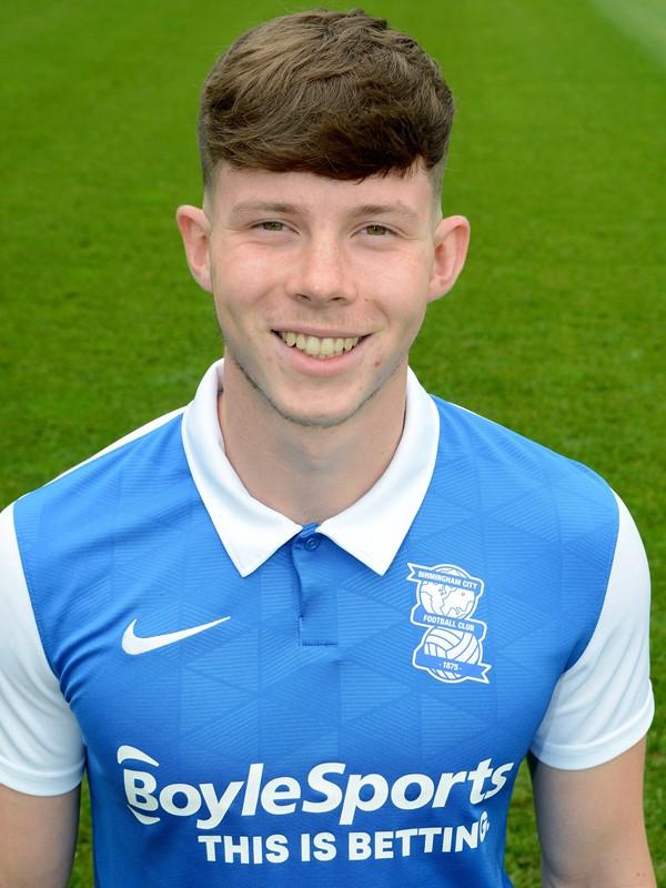 Mitchell Roberts - defender - U23s