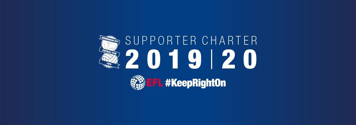 Supporter Charter
