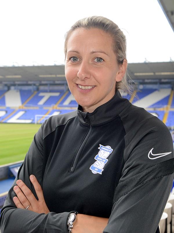 Carla Ward - women's head coach - Women's