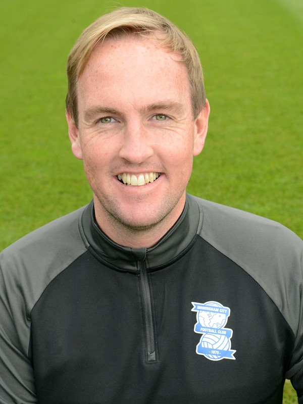 Mike Dodds - head of academy - U23s