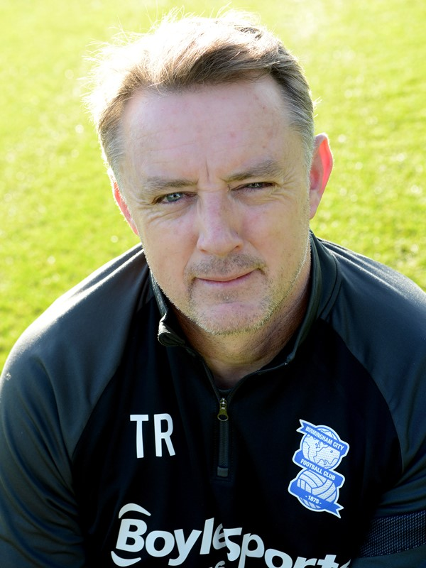 Tony Roberts - goalkeeper coach - Men's