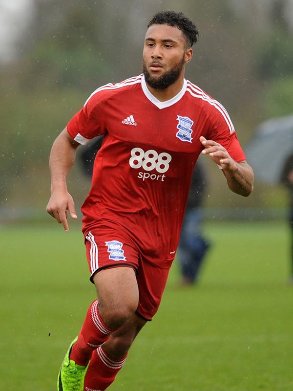 Wes McDonald - midfielder - U23s