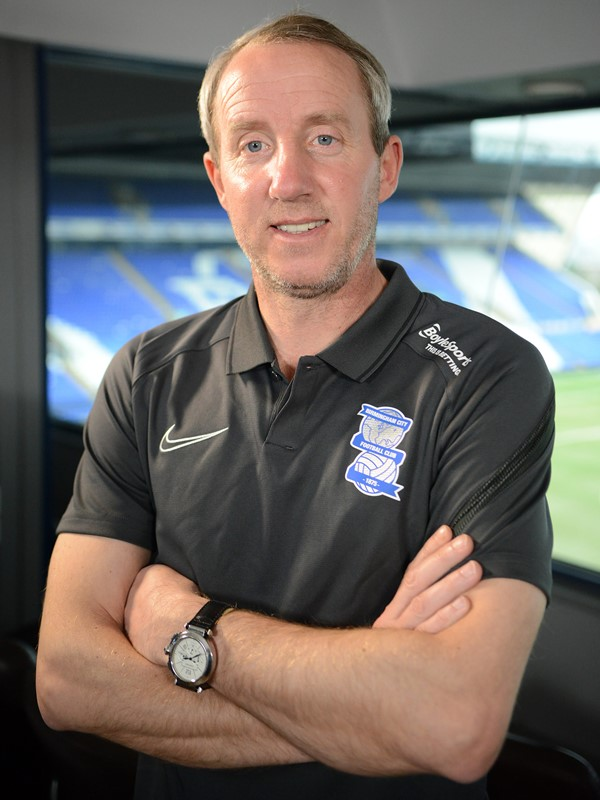 Lee Bowyer - head coach - Men's