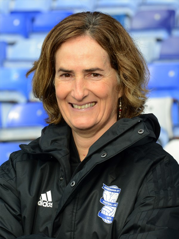Marta Tejedor - birmingham city women manager - Women's