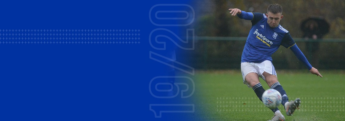 Blues Under-23s regular Caolan Boyd-Munce