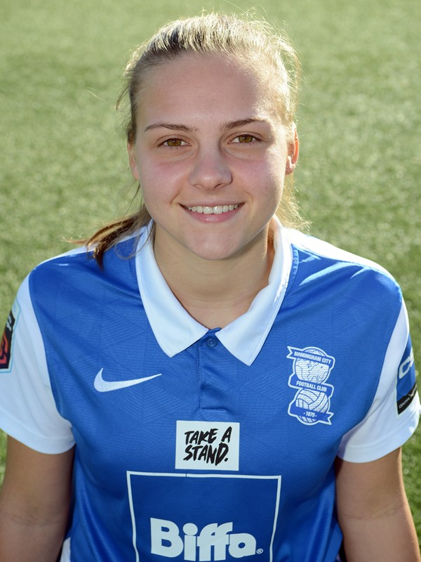 2 - Sarah Mayling - defender - Women's