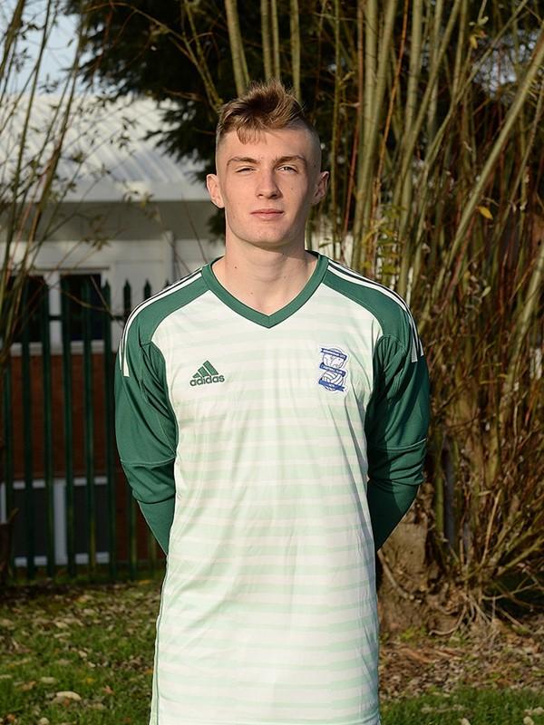 Lewis Landers - goalkeeper - U18s