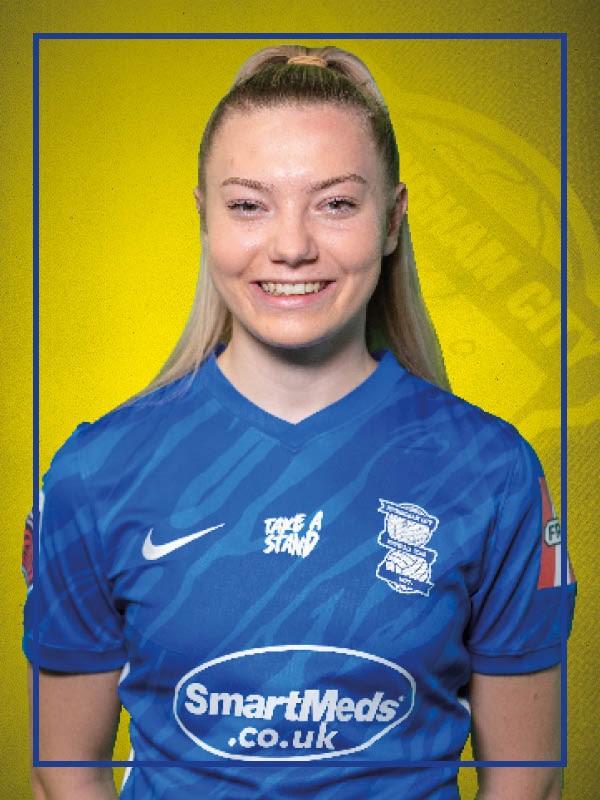 26 - Lily Simkin - midfielder - Women's
