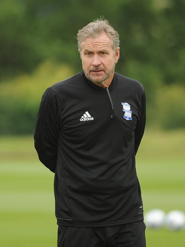 Kevin  Bond - assistant manager - First Team