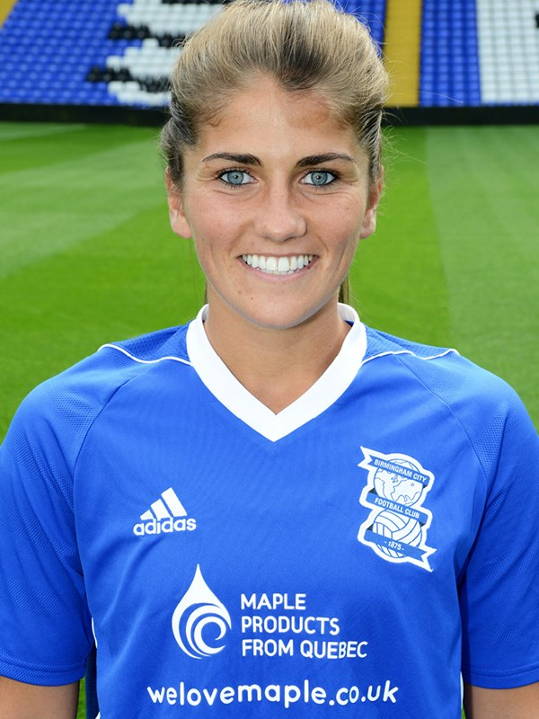 2 - Paige Williams - defender - Ladies
