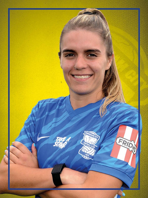 14 - Jamie Finn - midfielder - Women's